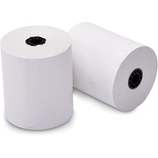 "ICONEX Thermal Receipt Paper - White - 3 1/8"" x 200 ft"
