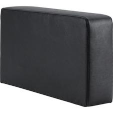 LLR 86931 Lorell Contemporary Sofa Seat Cushioned Armrest LLR86931