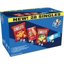 KEB11461 - Keebler Snack Singles Variety Pack