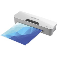 """Fellowes Halo 95 Laminator & Pouch Starter Kit - Pouch - Release Lever - 3"""" (76.20 mm) x 13.50"""" (342.90 mm) x 4.38"""" (111.25 mm)"""