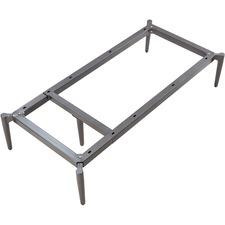 LLR 86933 Lorell Contemporary Coll. Adjustable Metal Base LLR86933