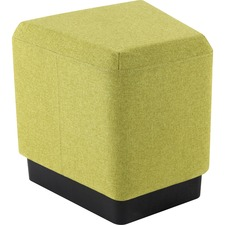 "LLR 86939 Lorell Contemporary 17"" Rectangular Foot Stool LLR86939"