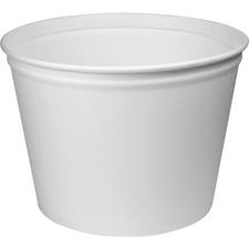 SCC3T1U - Solo Double Wrapped Paper Bucket
