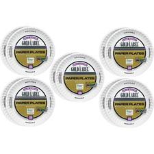 AJMCP9GOEWHCT - AJM Plates, Paper, 9
