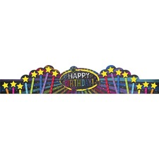 CDP101085 - Carson Dellosa Education Twinkle Twinkle Your A STAR Birthday Crowns