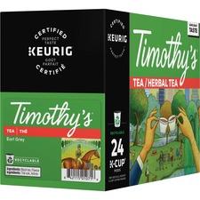 Timothy's Tea K-Cup - Earl Grey - 24 / Box