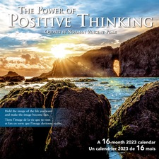At-A-Glance DayDream Power Thinking Wall Calendar - Monthly - 1.3 Year - September till December - 1 Month Double Page Layout - Stapled - Paper - Inspirational Quote, Full-Color Scenic Photos, Dated Planning Page, Planning Matrix, Printed, Unruled Daily B