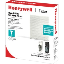 "Honeywell Air Filter - For Humidifier - Remove Dust, Remove Mold Spores, Remove Bacteria - 7.50"" (190.50 mm) Height x 6.80"" (172.72 mm) Width"