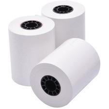 """ICONEX Thermal Receipt Paper - 2 1/4"""" x 60 ft - 50 / Carton - White"""