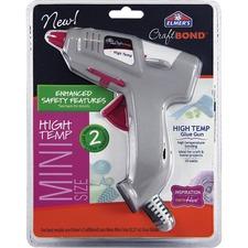 Elmers Craft Bond High Temp Mini Glue Gun - Gray