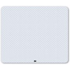 "3M Precise Battery Saving Design-Bitmap Mouse Pad - Textured - 13"" (330.20 mm) x 11"" (279.40 mm) Dimension - Foam Back, Plastic Surface, Cloth"