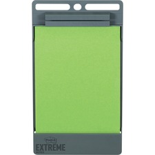 Post-it® Extreme Note Pad - Rectangle - 25 Sheets per Pad - Paper - Water Resistant, Sticky, Adhesive - 1 Each