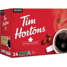 Keurig Original Blend Coffee K-Cup - Caffeinated - Original Blend, Arabica - Medium - Kosher - 24 / Box
