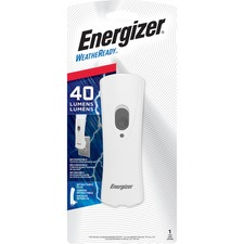 Energizer Rechargeable Compact Handheld LED Flashlight - LED - 25 Lumen - Nickel Metal Hydride (NiMH) - Battery Rechargeable - Impact Resistant