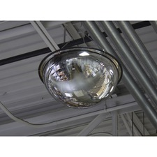 "Safety Zone Mirror - Dome - 18"" Width - 1 Each"