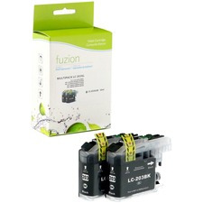 fuzion Ink Cartridge - Alternative for Brother LC203 - Black - Inkjet - High Yield - 550 Pages (Per Cartridge) - 1 Each