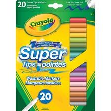 Crayola Marker - 20 / Pack