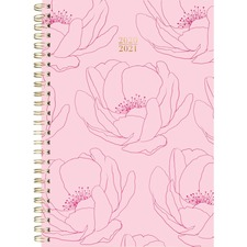 AAG1400200A - At-A-Glance Quinn Floral Academic Planner