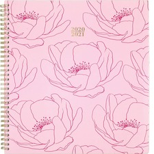 AAG1400905A - At-A-Glance Quinn Floral Academic Planner