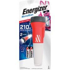 Energizer WeatherReady 2 in 1 Emergency Light - AA
