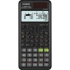 Casio fx-300ES PLUS Scientific Calculator - 252 Functions - 16 Digits - 1 Each