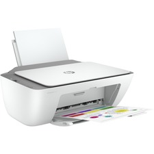 HP Deskjet 2755 Wireless Inkjet Multifunction Printer - Color - Copier/Printer/Scanner - 1200 x 1200 dpi Print - Manual Duplex Print - Upto 1000 Pages Monthly - 60 sheets Input - Color Scanner - 1200 dpi Optical Scan - Wireless LAN - Apple AirPrint, Mopria - USB - For Photo Print