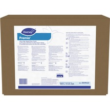 Diversey Premia Ultra High Speed Floor Finish - Ready-To-Use Liquid - 640 fl oz (20 quart) - Ammonia Scent - 1 Each - White