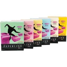 "APP Inkjet, Laser Colored Paper - Pink - Letter - 8 1/2"" x 11"" - 20 lb Basis Weight - 500 / Pack"