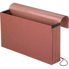 """Pendaflex EarthWise Legal Recycled Expanding File - 8 1/2"""" x 14"""" - 1200 Sheet Capacity - 5 1/4"""" Expansion - 3 / Pack"""