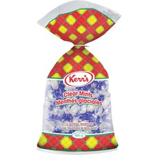 Kerr's Clear Mints - Peppermint - Peanut-free, Nut-free, Gluten-free, Trans Fat Free, No High Fructose Corn Syrup, No Artificial Flavor, No Artificial Color - 500 g - 1 Each