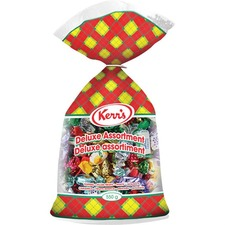 Kerr's Deluxe - Assorted - Peanut-free, Nut-free, Gluten-free, No High Fructose Corn Syrup - 425 g - 1 Each