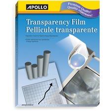 Apollo Transparency Film - 50 / Box