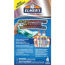 Elmers Slime Kit - Crafting - 1 Each - Teal, Pink
