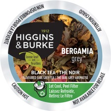 Higgins & Burke Naturals Coffee K-Cup - Compatible with Keurig Brewer - 24 / Box