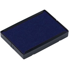 Trodat 4929 Printy Replacement Pad - 1 Pack - Blue Ink