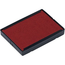 Trodat 4929 Printy Replacement Pad - 1 Pack - Red Ink