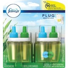 Febreze Air Freshner Refill - Oil - 26 mL - 2 / Pack