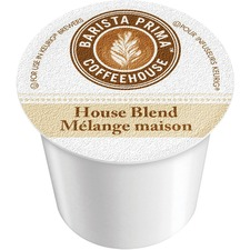Barista Prima Coffee K-Cup - Compatible with Keurig Brewer - House Blend - 24 / Box