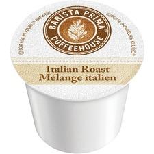Barista Prima Coffee - Compatible with Keurig Brewer - Italian Roast - 24 / Box