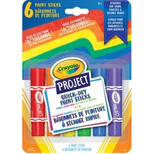 Crayola Paint Sticks - 8 Pack