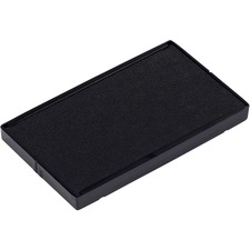 Trodat 6/4926 Replacement Stamp Pad - 1 Each - Black Ink