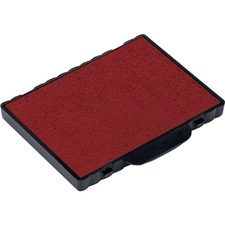 Trodat 6/58 Replacement Stamp Pad - 1 Each - Red Ink