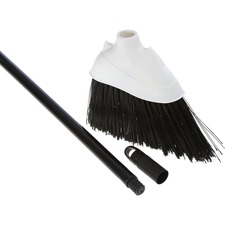 """Atlas Graham Rite-Angle Upright Broom - Large, With 48"""" Handle - 48"""" (1219.20 mm) Handle Length - 1 Each"""