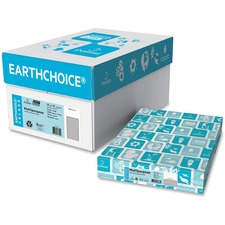 """Domtar EarthChoice Colored Paper - Gray - Tabloid - 11"""" x 17"""" - 20 lb Basis Weight - 500 / Pack"""