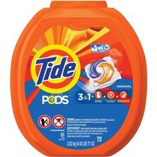 P&G Pods Laundry Detergent Packs - Original Scent - 81 / Pack