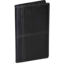 bugatti Carrying Case Business Card - Black - Vinyl - 1 Pack