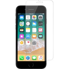 Blu Element Screen Protector - For LCD iPhone 6, iPhone 6s, iPhone 7, iPhone 8 - Scratch Resistant, Fingerprint Resistant - Tempered Glass - 1 Pack