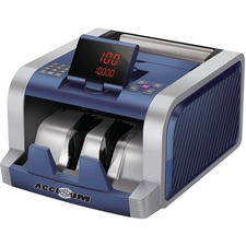 Accusum Banknote Counter - 200 Bill Capacity - Counts - Sorts coins/min1200 bills/min