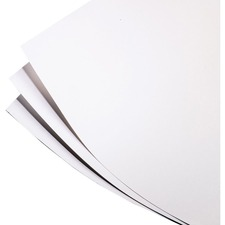 Veritiv Printable Multipurpose Card Stock - White - 1 Each