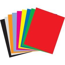 NAPP Bristol Printable Multipurpose Card Stock - Black - 24 / Box